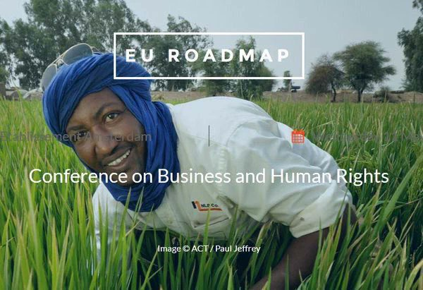 On my way to #Amsterdam!! Waiting for #EU Road map conference on #bizhumanrights #EU4HumanRights https://t.co/244M8xFhaI