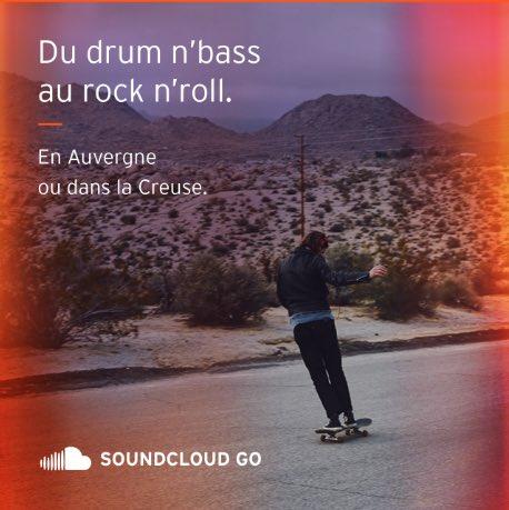 Bonjour Paris ! SoundCloud Go maintenant disponible en France ! #SoundCloudGo https://t.co/aVxiZLUU1i
