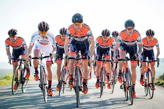 Inkospor al Giro d'Italia insieme alla Nippo Vini Fantini