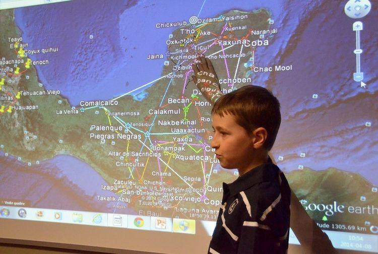 え、本当!?と思って検索してみました。ほほぅ、この子が発見したみたいですね~  >カナダ人の少年、星座の並びをヒントに古代マヤ文明の都市を発見!! https://t.co/jIAf1kFEPH