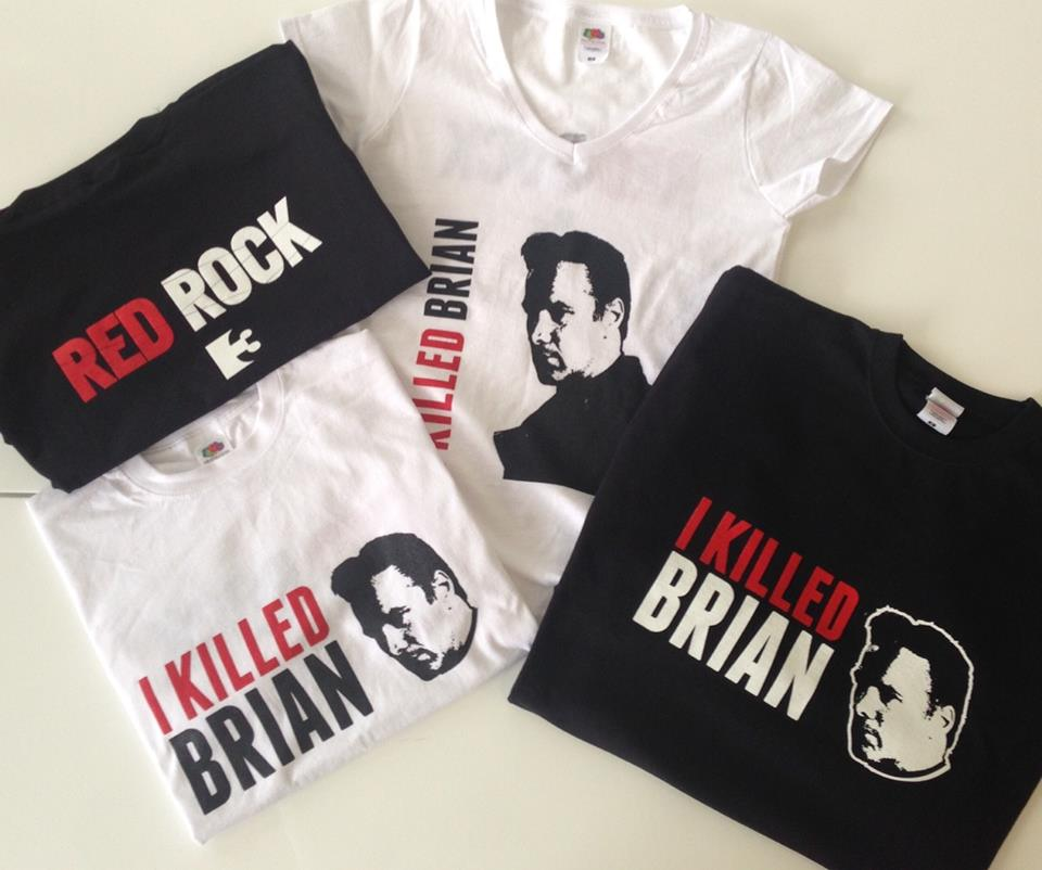 You know the drill :) RT to win with #IKilledBrian 10 winners picked Friday at 12pm! #RedRock Wed & Thurs 8.30 https://t.co/gFkygEWFH9