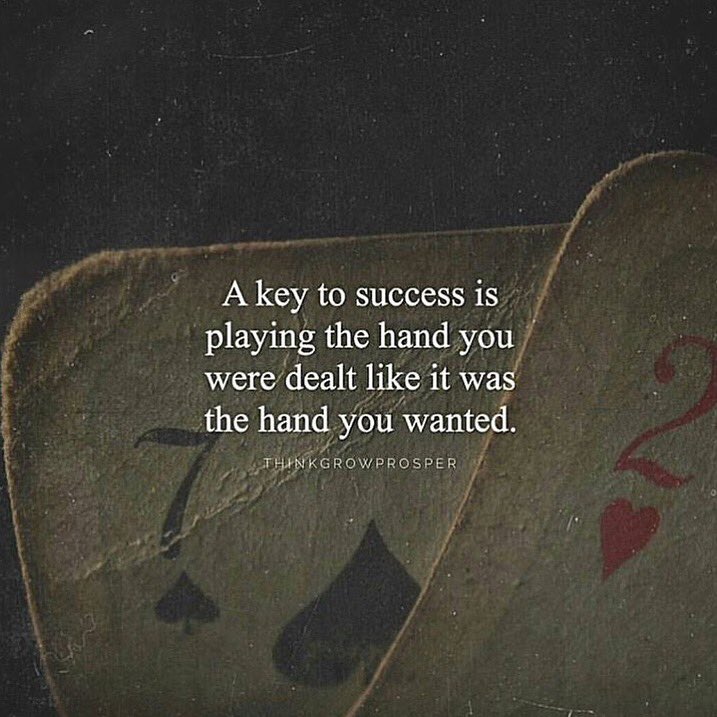 """Key To Success In Life Quotes: Inky Johnson On Twitter: """"A Key To Success Is Playing The"""