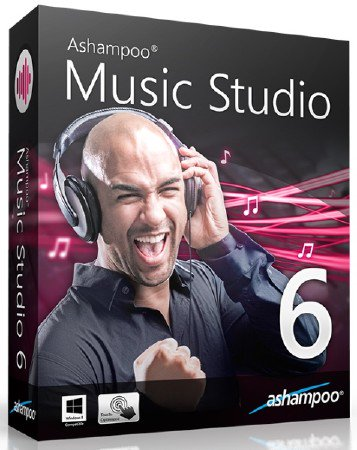 ashampoo music studio 6  торрент