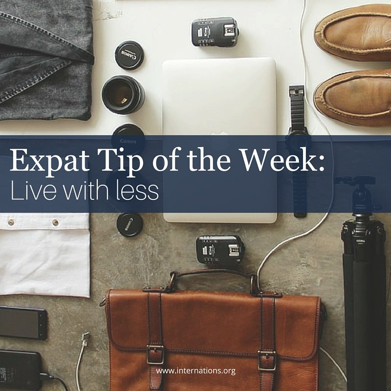 #Expat Tip of the Week: You never know where life will take you - flexibility with few strings attached is important https://t.co/iKXucCv71R