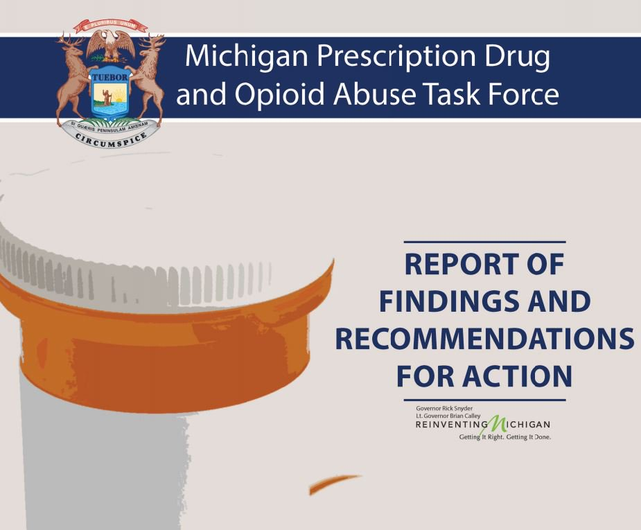 Lt. Gov. @briancalley discusses #Michigan Perscription Drug & Opioid Task Force https://t.co/tiEq6IxVrw #MHAKeystone https://t.co/cAespCA9p5