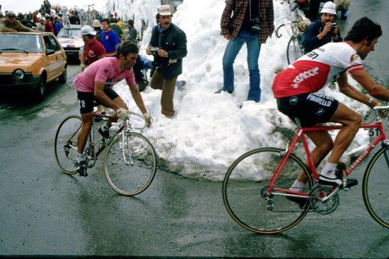 """La storia di Wladimiro Panizza, la """"roccia"""" del ciclismo"""