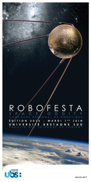 #Robofesta est une rencontre annuelle régionale de robotique initiée par @UBS_universite https://t.co/9o2Y0tNmpO https://t.co/yyGpR56mjS