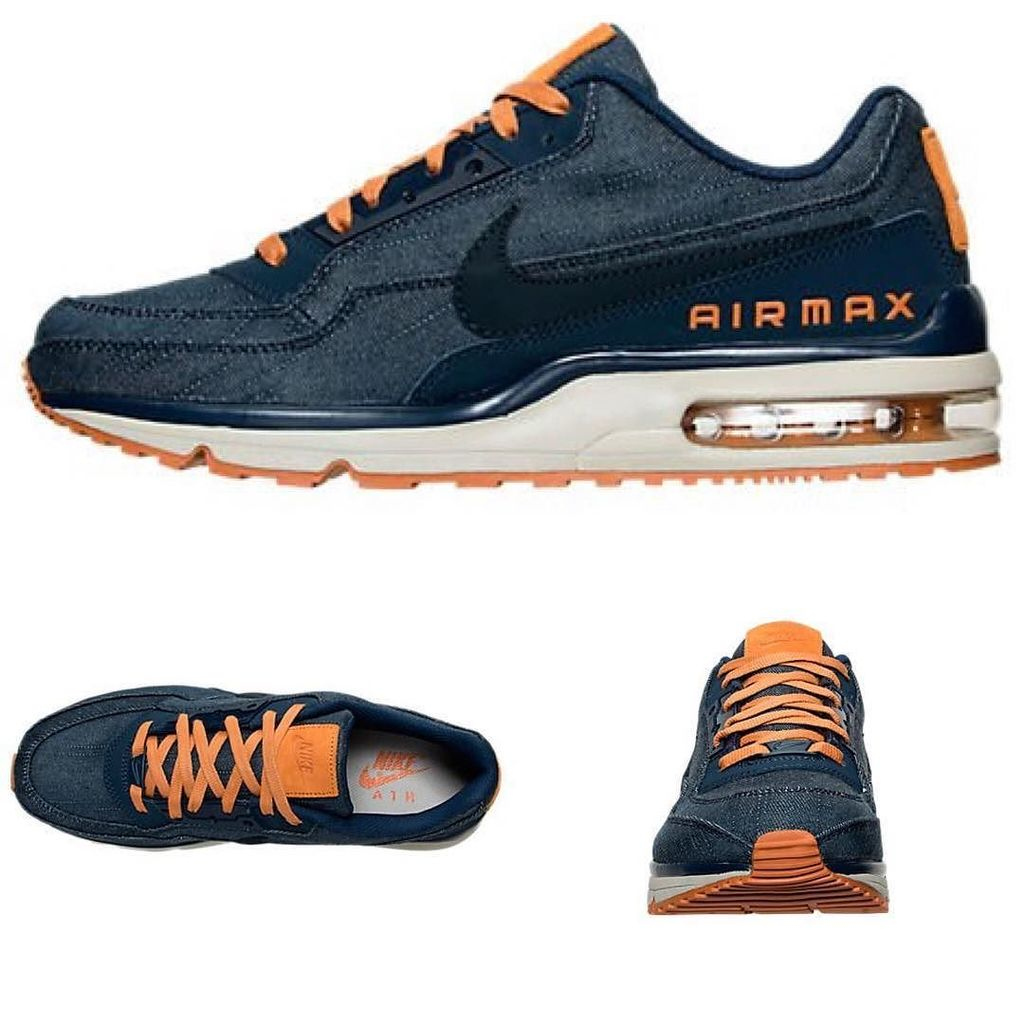 nike air max ltd 3 premium denim