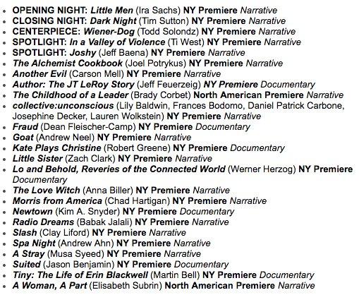 """11 Mayo - """"The Childhood of a Leader"""" tendrá Premiere en Nueva York en el BAM Cinema Fest en Junio!!! CiGcH1vWwAAKV_E"""