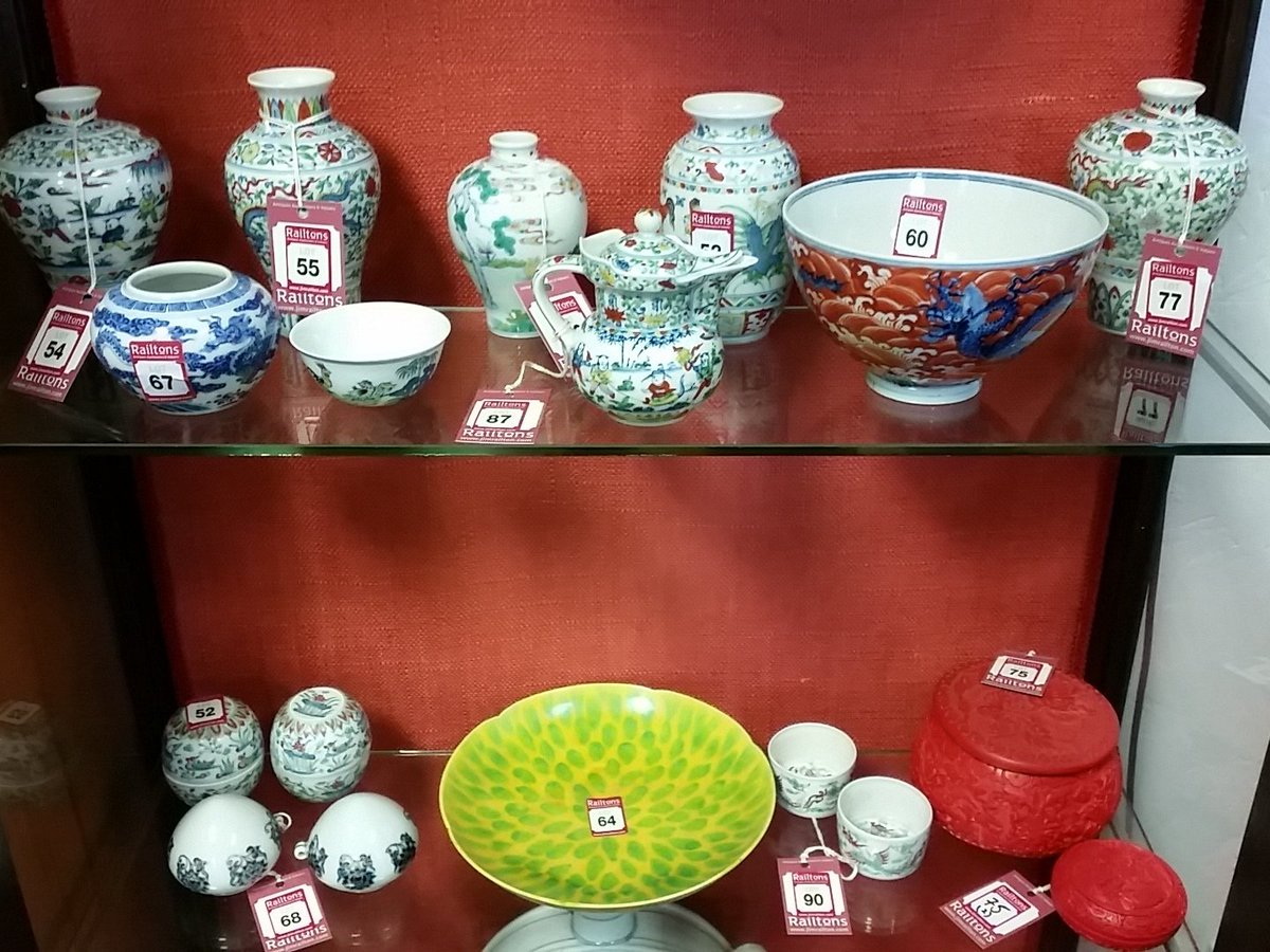Railtons Auctioneers On Twitter We Have A Private Collection Of Chinese Ceramics In Our Antique Sale On Saturday Lots 50 To 92 Antiques Chinese