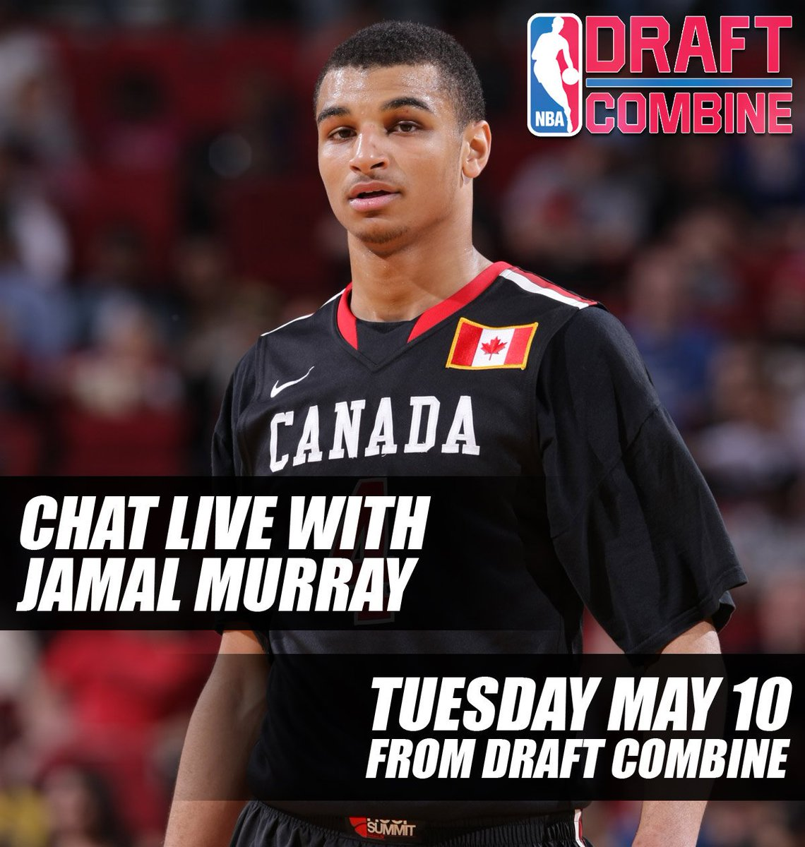 "Jamal Murray: NBA Canada On Twitter: ""🍁 Jamal Murray & Troy Williams"