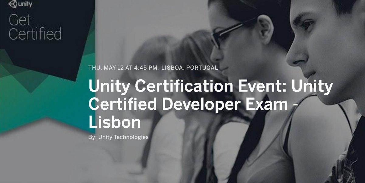 Unity On Twitter Lisbon Were In Town For Unityhackweek Unity