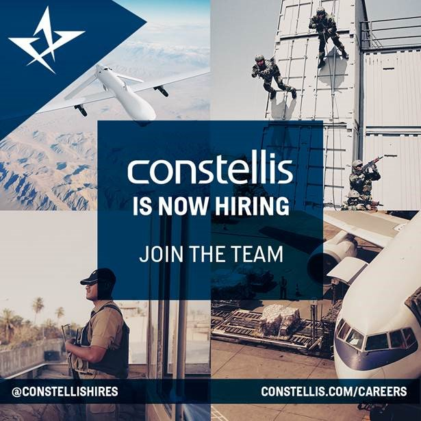 Never miss a Moment & Constellis Careers on Twitter: