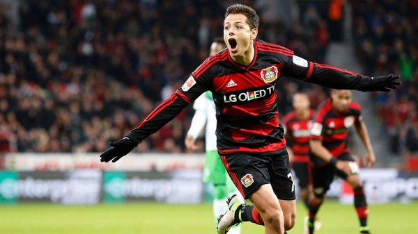 Bundesliga in 360: experience Chicharito's stunner vs Wolfsburg in virtual reality! – – bundesliga.com – the official Bundesliga website