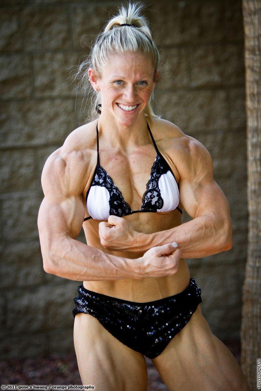 muscle women pics