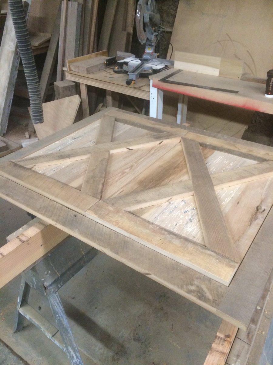 #Reclaimed #wood #carpentry #tulsa #oklahoma #recycled #green #rescued  #remade #designpic.twitter.com/HqMJ57KwU0 - Timber And Beam (@TimberandBeam) Twitter