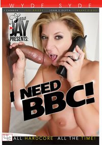 """RT @SaraJayXXX: NOW AVAILABLE: """"I NEED BBC"""" #WydeSydeProductions @pureplaymedia #interracial #largepenis"""