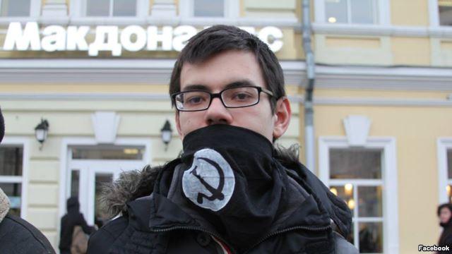 Российский общественный активист Шелковенков эмигрировал в Украину - Цензор.НЕТ 5928
