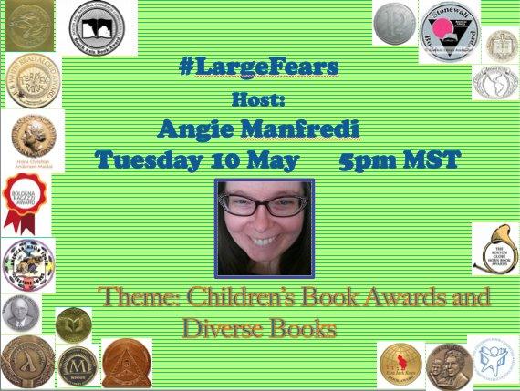 #LargeFears Tonight 7pm EST 5pm MST @gildedspine @kthorning @JustineLavaworm @LilaQWeaver @asymbina @ElloEllenOh https://t.co/6zxq5jlkb4