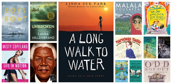 30 Biographies That Encourage a Growth Mindset - https://t.co/ZMNPBUkY9I #kidlit #grit #growthmindset https://t.co/cMR7vDBrz9