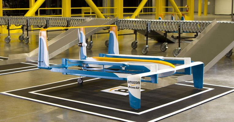Amazon Prime Air opens Austrian outpost with focus on sense-and-avoid tech
