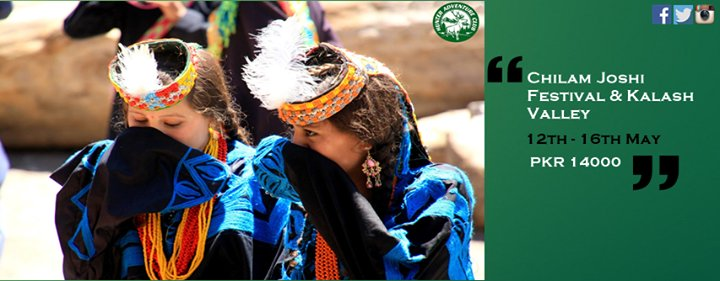 Chilam Joshi Festival, Chitral & Kalash Valley 12th to 16th May in association with #AEFesthttps://t.co/ueYQwN3rlR https://t.co/Z6IQAeYJUn