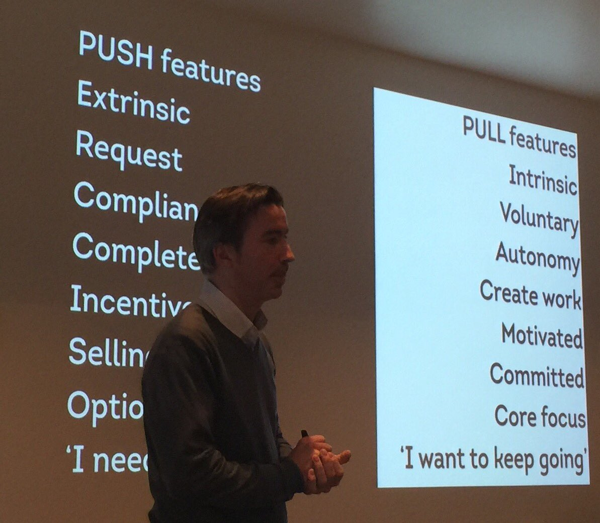 How much push and how much pull in your library? #slavconference @hamishcurry #vicpln #austl https://t.co/ndZIjhh0C4