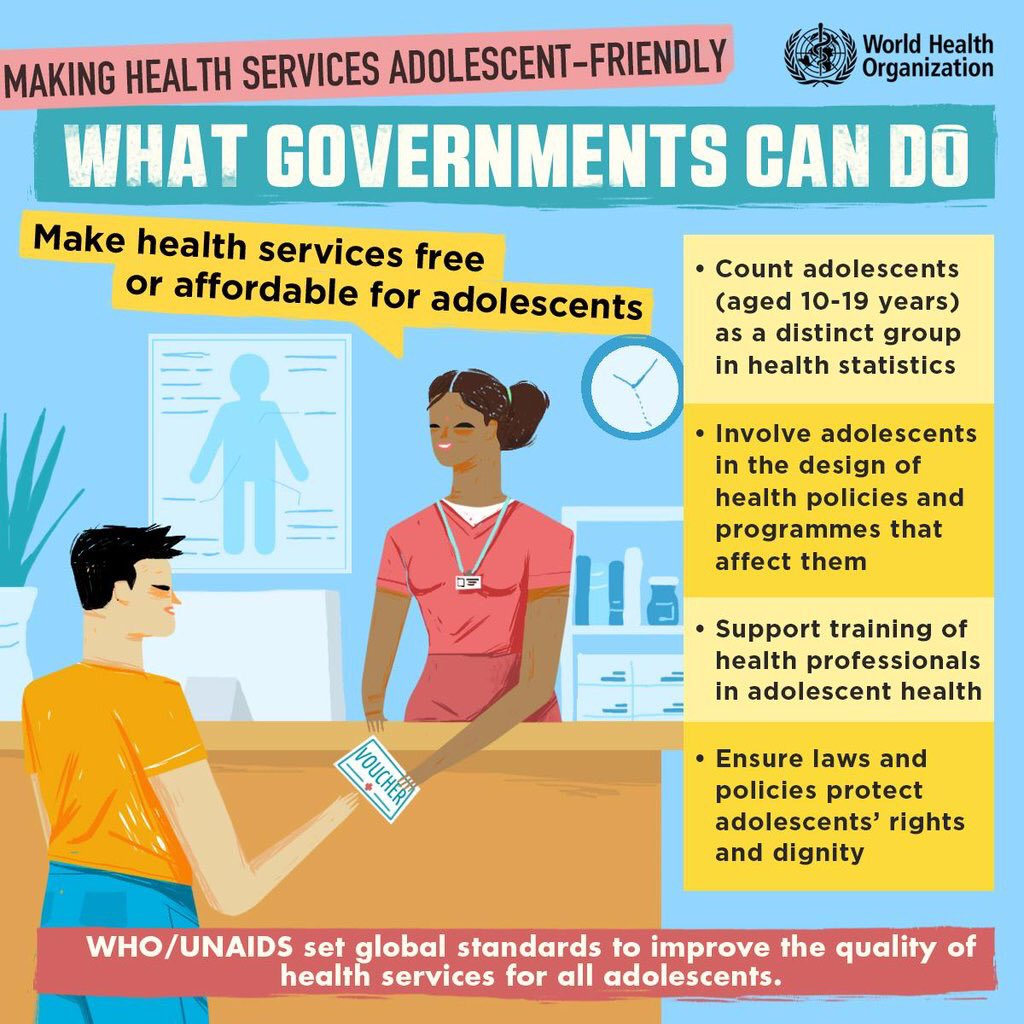 Teen Health: Who Defines #adolescents As People Between 10 And 19 Years
