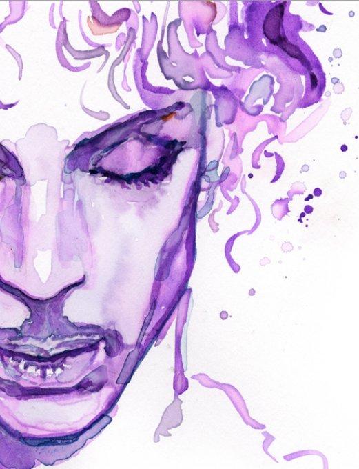 Image result for Prince Artwork
