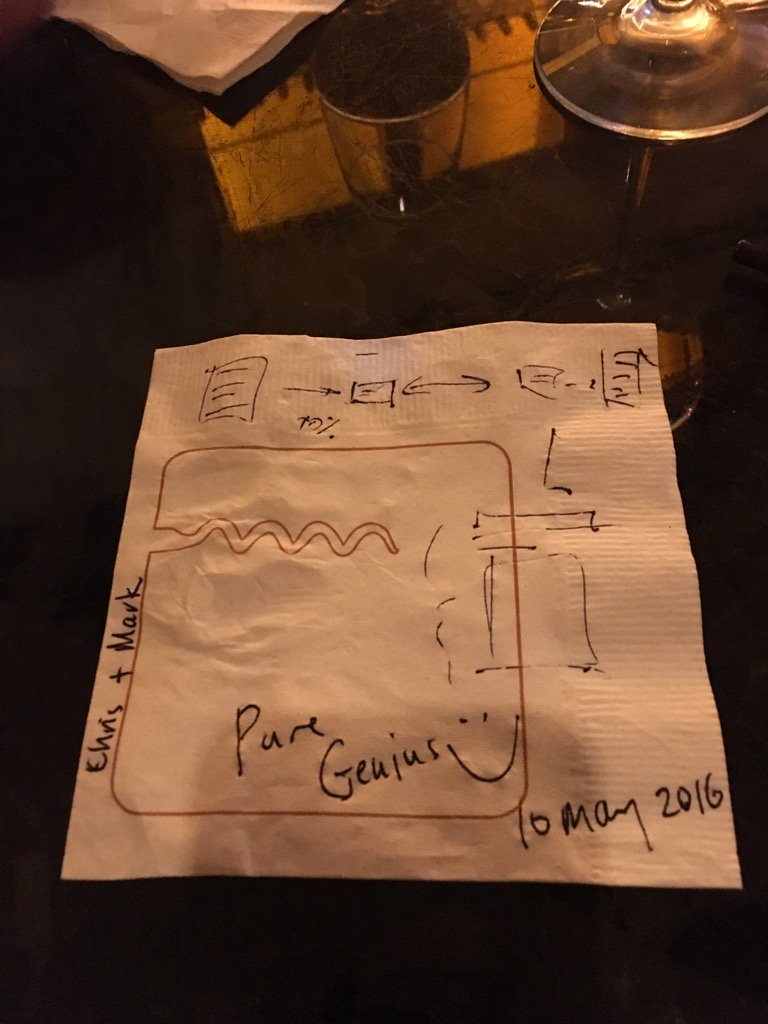 @GrahameGrieve we solved compression of #fhir on the wire in bar at #hdpalooza between USA and uk w/ @chrisbates https://t.co/0nEFJaKuwu