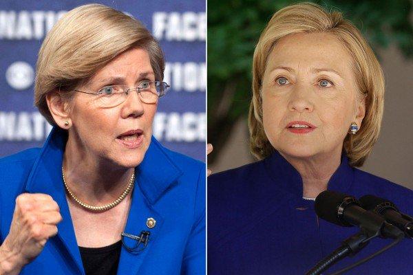 The Dem Dream Ticket Clinton – Warren