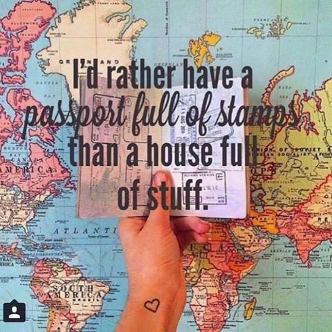 A little mid-week #TravelInspiration. Do you agree? #Travel #TravelQuotes https://t.co/aMABcRMctN