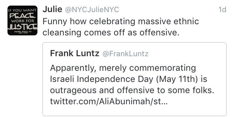 Steven Salaita On Twitter Israeli Independence Day Is A Bullshit
