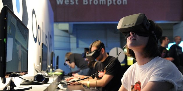 Low-cost headsets boost virtual reality's lab appeal : Nature News & Comment
