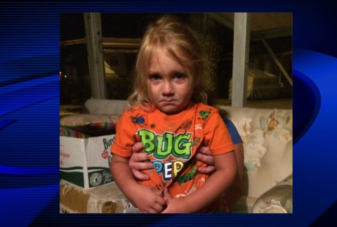 Wandering child found at Pinellas mobile home park overnight