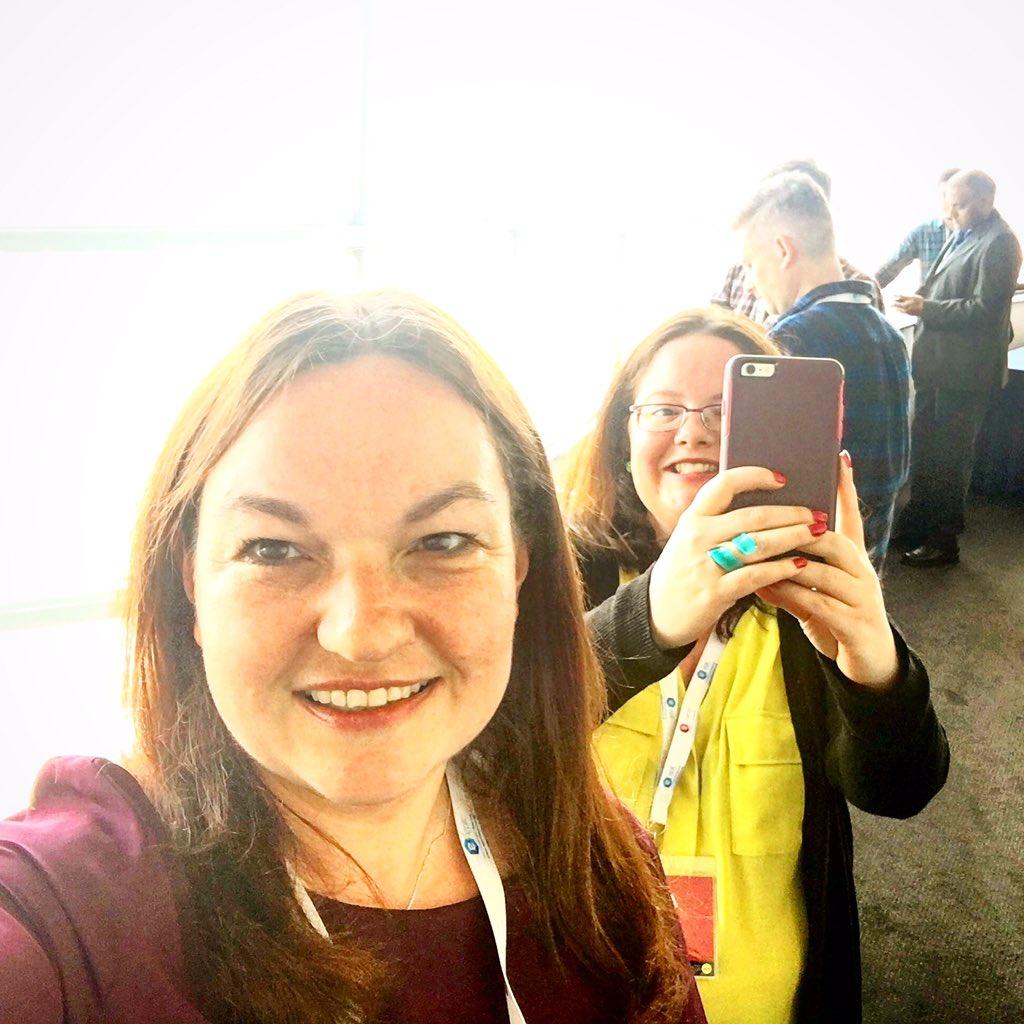 my @ThinkingDigital selfie for @ITPSltd with extra @sharperecruit #tweetthetechie #tdc16 #newcastle #nebloggers https://t.co/fIsvOaieNx