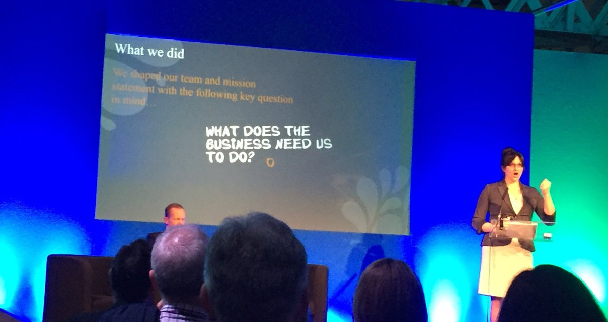 Arup L&D starting off their audit by asking this question. #cipdldshow #a3 https://t.co/kw8VZXkenU