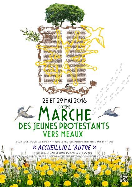 Viens marcher & échanger avec les 18-35 ans @erfmantes les 28-29 mai ! http://buff.ly/26ONoOG #AccueillirLAutre