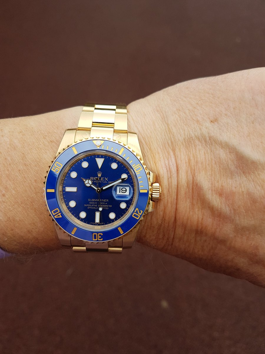 Lord Sugar On Twitter The New Addition To My Rolex Collection