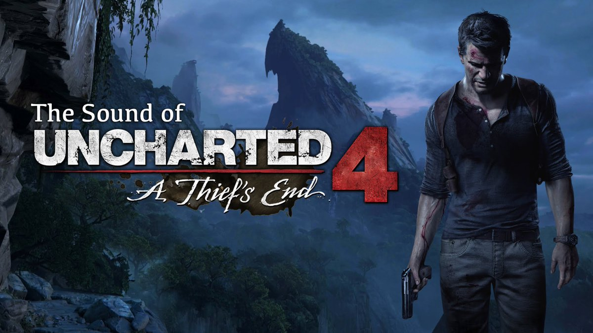 Watch our exclusive video about the amazing sound of Uncharted 4! https://t.co/M0hr3akTb6 @Naughty_Dog #Uncharted4 https://t.co/CmhgKhdim0