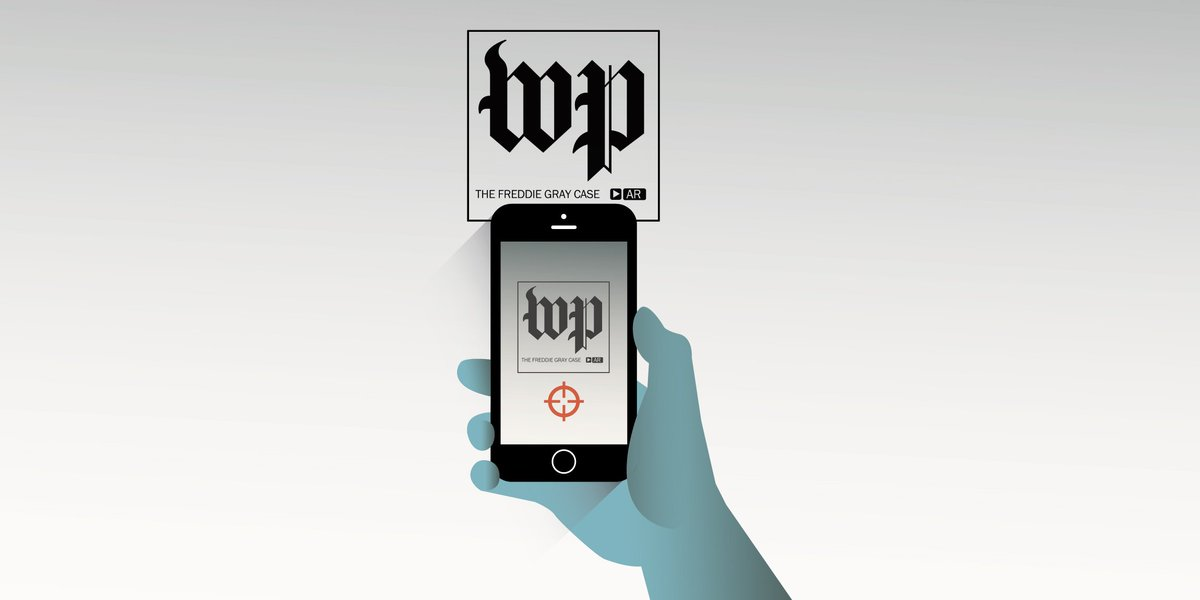 Events leading to Freddie Gray's death, explained in augmented reality – Washington Post