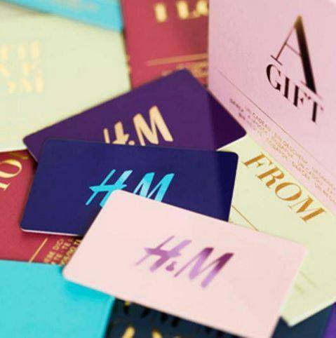 carte cadeau h et m H&M France on Twitter: