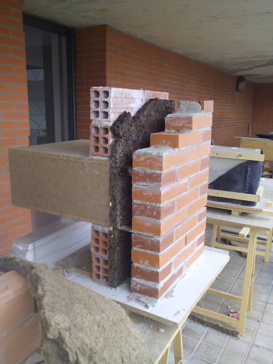 Jonathan chanca on twitter maquetas escala 1 1 de for Escuela arquitectura donostia