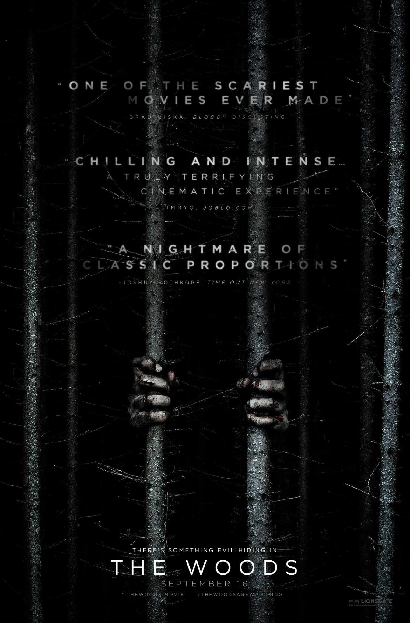 Adam Wingard's The Woods Teaser 1