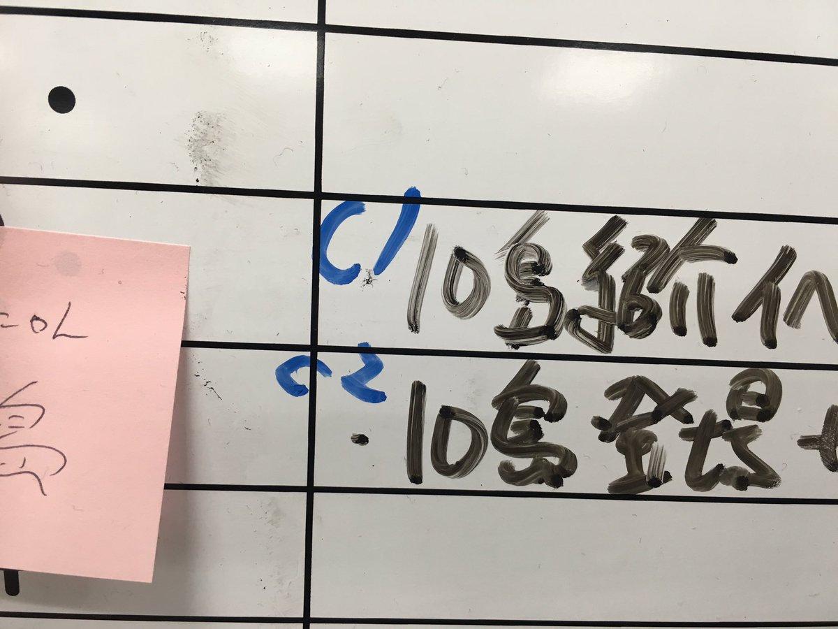 【白猫】浅井Pが10島関連のスケジュール表をチラ見せ!週末(今週とは言ってない)実装の心意気で進行中とのこと!【プロジェクト】