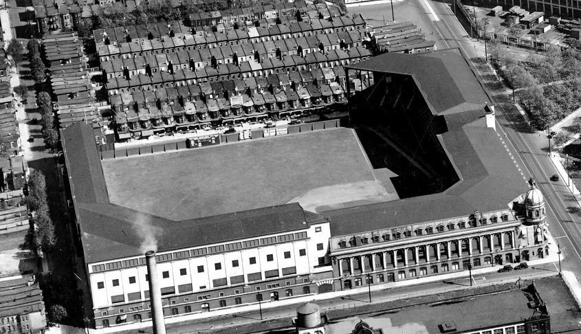 Old Ballparks On Twitter Quot Shibe Park Connie Mack Stadium