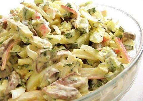 Салат аленка рецепт с фото