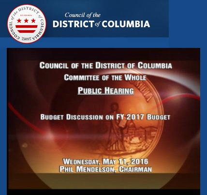 Are you tuning in to @councilofdc's #DCFY17 budget meeting today? We are! https://t.co/8DIQ8ta5YR https://t.co/8AeeRGm0Lg