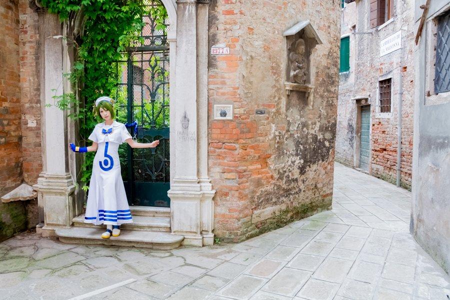 あとARIAのリクもいくつかいただいたのと、完全版3巻が届いたので! ヴェネツィアは路地裏が楽しい!