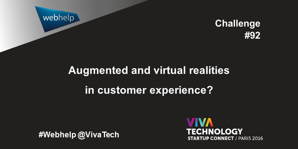 Apply to VT #92 CUST EXP: AUGM&VIRTUAL REALITIES